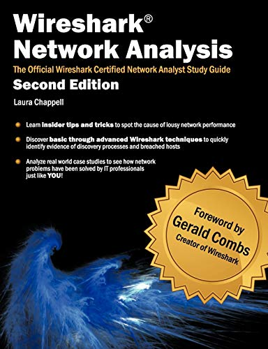 9781893939943: Wireshark Network Analysis (Second Edition): The Official Wireshark Certified Network Analyst Study Guide