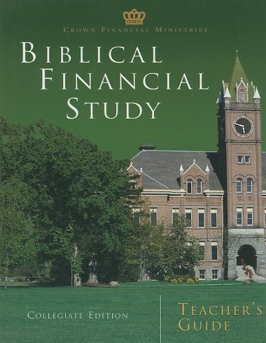 9781893946040: Biblical Financial Study, Collegiate Edition