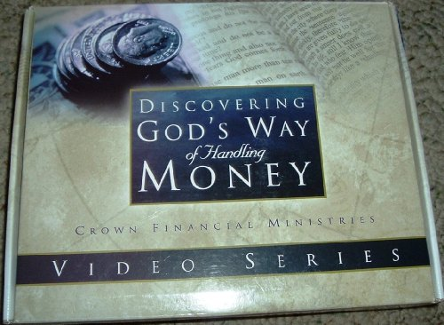 9781893946231: Discovering God's Way of Handling Money Video Series (Volume 1 & 2, Leader's Guide, and 4 Course Workbooks)