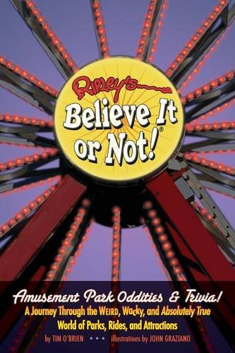 9781893951259: Ripley's Believe It or Not! Amusement Park Oddities & Trivia