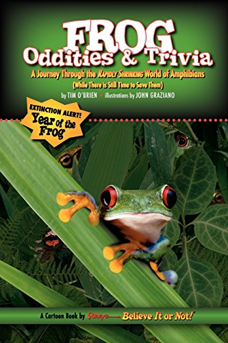 9781893951334: Ripley's Believe It or Not Frog Oddities & Trivia