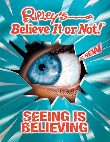 Ripley's Believe It or Not! Seeing Is: Geoff Tibbals, James