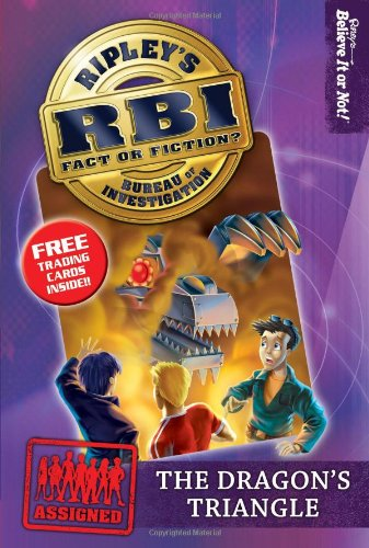 Ripley's Bureau of Investigation 2: Dragon's Triangle (RBI): Ripley�s Believe It or Not