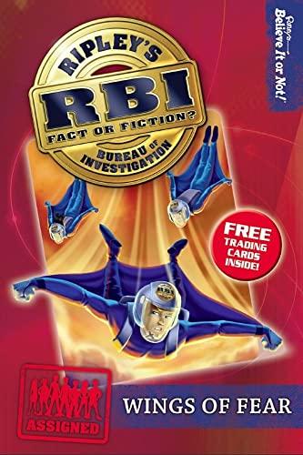 9781893951563: Wings Of Fear (Ripley RBI, No. 5)
