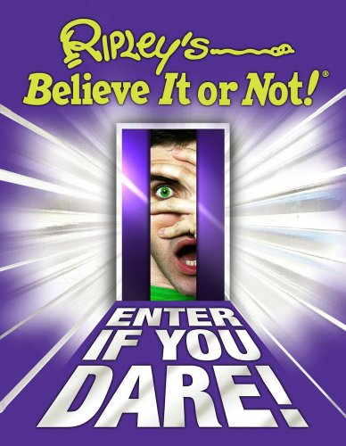 Ripleys Believe It or Not! Enter If You Dare (annual)