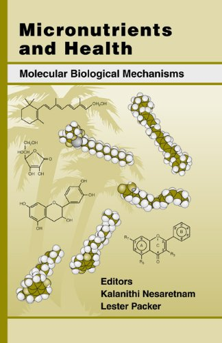 9781893997196: Micronutrients and Health: Molecular Biological Mechanisms