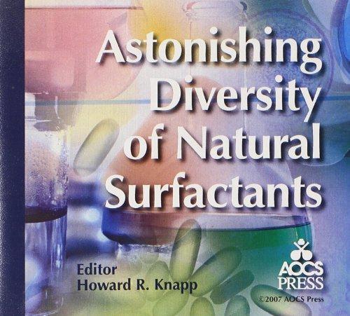 9781893997639: Astonishing Diversity of Natural Surfactants CD-ROM