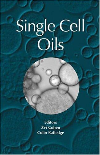 9781893997806: Single Cell Oils