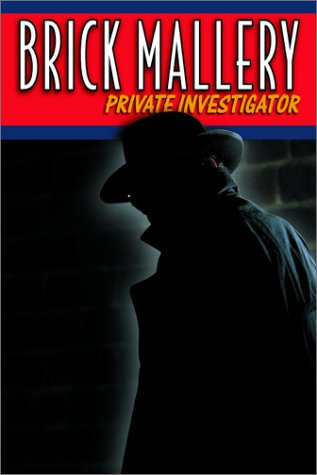 9781894003025: The Case of the Denim Cut Shiny Stainless Steel Mirrored Suit: Brick Mallery, Private Investigator, Episode 1