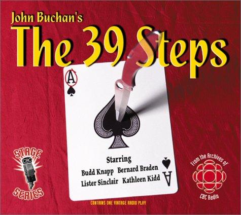 9781894003193: John Buchan's the 39 Steps (Cbc Stage Series, 8)