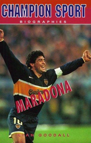 9781894020534: Maradona (Champion Sports Biography)
