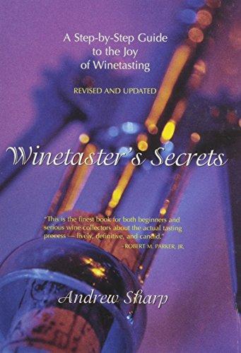 Winetaster's Secrets: Andrew Sharp