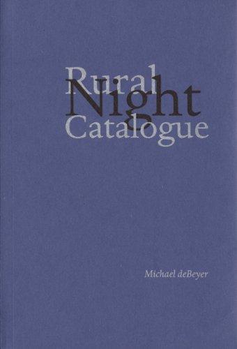 9781894031639: Rural Night Catalogue