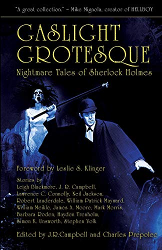 9781894063319: Gaslight Grotesque: Nightmare Tales of Sherlock Holmes
