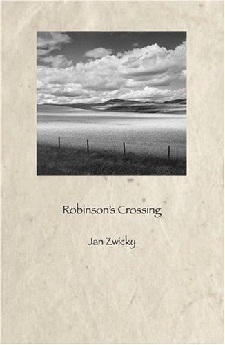 9781894078375: Robinson's Crossing