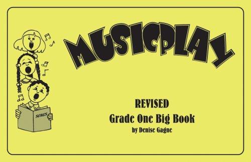 9781894096300: Musicplay Big Book Grade 1