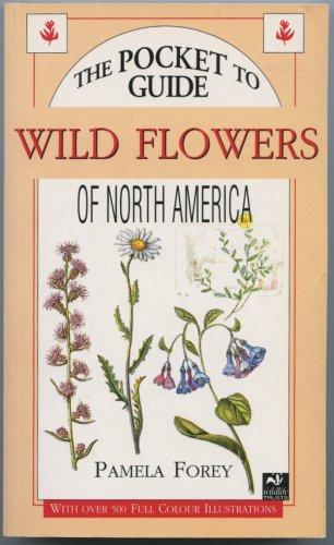 Pocket Guide To Wild Flowers Of North America