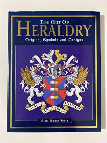 9781894102346: The Art of Heraldry, Origins, Symbols, Designs