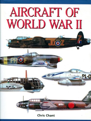 Aircraft of World War II: Chris Chant