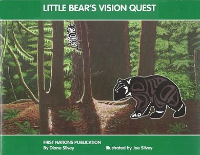 9781894114004: Little Bear's Vision Quest