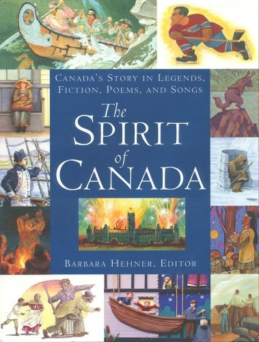 9781894121149: The Spirit of Canada