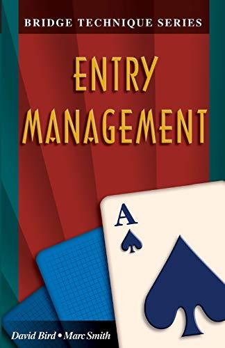 9781894154178: Bridge Technique A: Entry Management (Bridge technique series)
