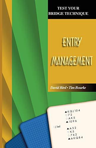 9781894154758: Entry Management (Test Your Bridge Techniques)