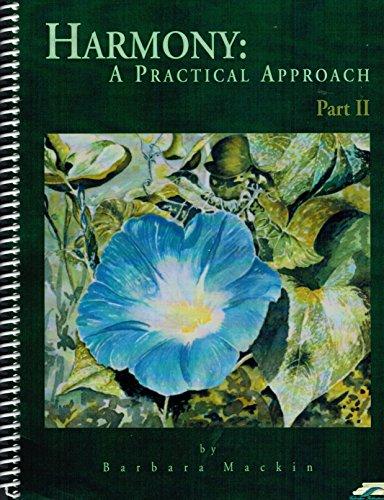 Harmony: A Practical Approach 2: Barbara Mackin