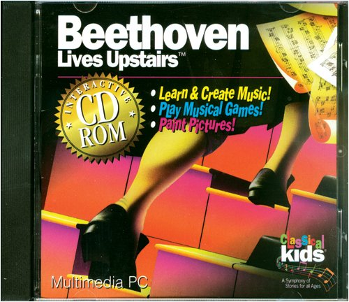 9781894210041: Beethoven Lives Upstairs Cdr