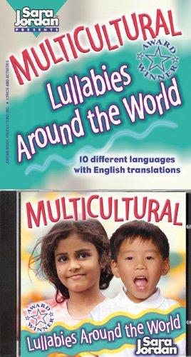 Lullabies Around the World (CD and book) (Sara Jordan Presents): Jordan, Sara