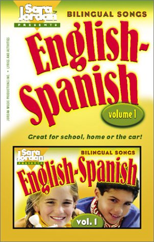 9781894262668: Bilingual Songs: English - Spanish vol. 1 cassette/book (Spanish Edition)
