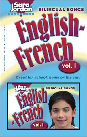 9781894262767: Bilingual Songs: English-French, vol. 1, cassette and bk (French Edition)