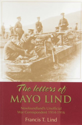 The Letters of Mayo Lind: Francis T. Lind