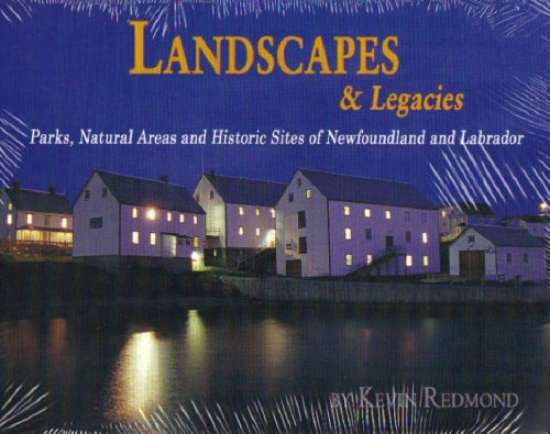 9781894294744: Landscapes: Newfoundland and Labrador