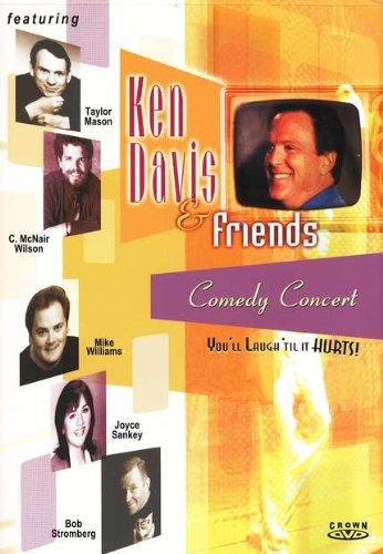 9781894300810: Ken Davis and Friends: Comedy Concert