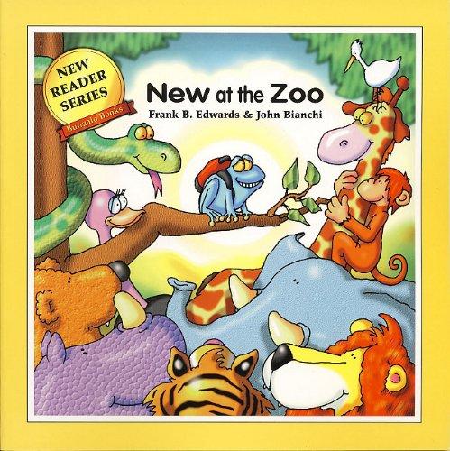 9781894323291: New At The Zoo (New Reader Series)