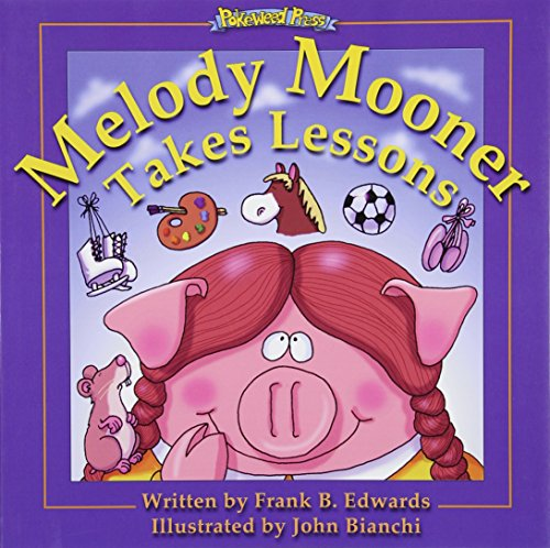9781894323406: Melody Mooner Takes Lessons