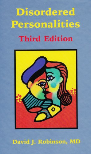 9781894328098: Disordered Personalities, Third Edition