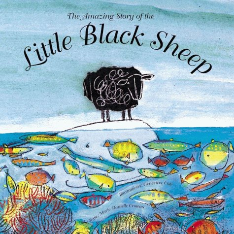 9781894363167: The Amazing Story of the Little Black Sheep