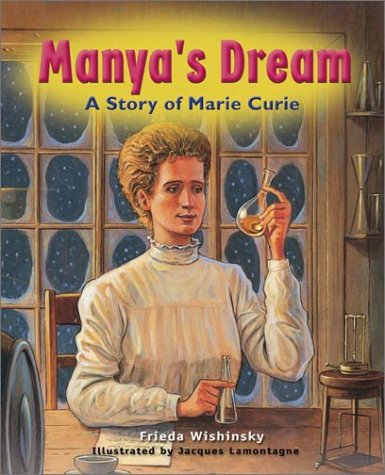 9781894379533: Manya's Dream: A Story of Marie Curie