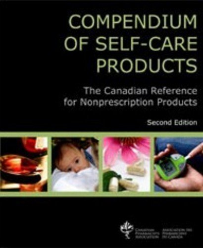 9781894402514: Compendium of Self-Care Products 2010 (With Errata) [Paperback]