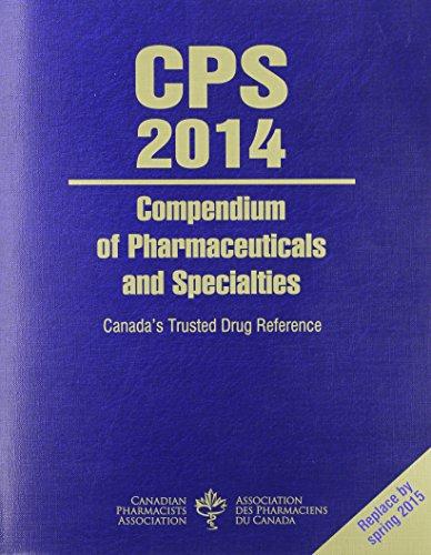 9781894402767: CPS 2014: Compendium of Pharmaceuticals and Specialties