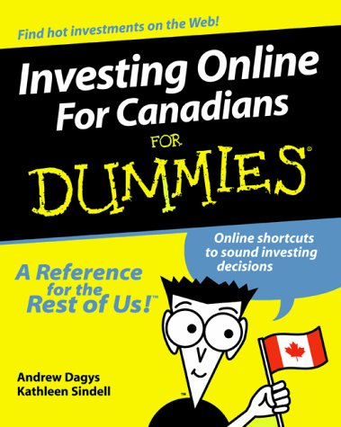 9781894413169: Investing Online for Canadians For Dummies