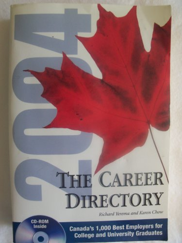 The Career Directory (Career Directory: Make the Most of Your Degree or Diploma): Mci