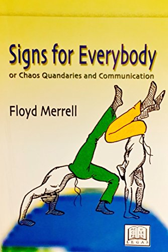 9781894508056: Signs For Everybody