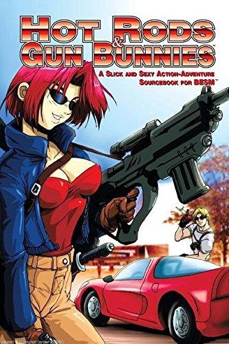 9781894525077: Hot Rods And Gun Bunnies (BESM/Big Eyes, Small Mouth)