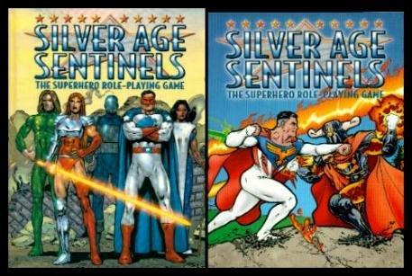 Silver Age Sentinels RPG (1894525442) by MacKinnon, Mark C.