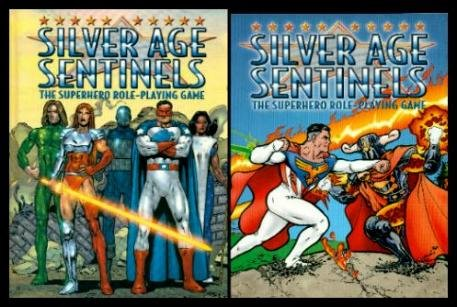 Silver Age Sentinels RPG: MacKinnon, Mark C.