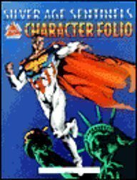 9781894525527: Silver Age Sentinels Character Folio (Tri-Stat System)