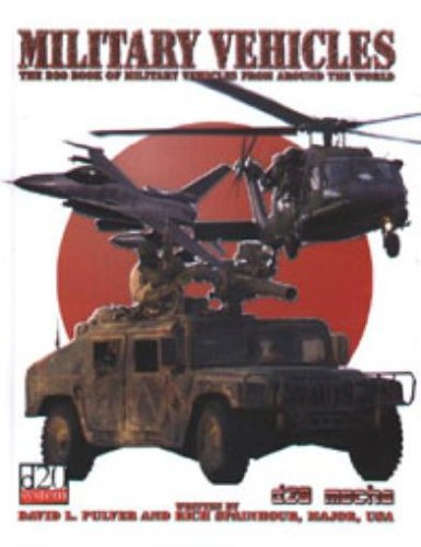 9781894525664: Military Vehicles from around the World: D20 Mecha RPG Supplement